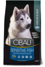 Cibau Sensitive Fish Medium & Maxi 20kg