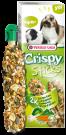 Versele-Laga Crispy Sticks zöldség, 2db
