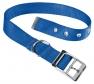 Ferplast Club CF 25/53 kék nyakörv fém csattal