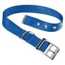 Ferplast Club CF 15/35 kék nyakörv fém csattal