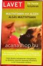 Lavet algás multivitamin tabletta kutyáknak, 50db