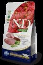 N&D Cat Quinoa Weight Management Lamb 1,5kg
