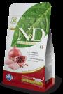 N&D Cat PRIME Chicken & Pomegrante Neutered 1,5kg