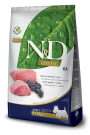 N&D Dog PRIME Lamb & Blueberry Adult Mini 2,5kg