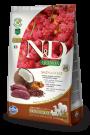 N&D Dog Quinoa Skin & Coat Venison 7kg