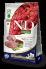 N&D Dog Quinoa Weight Management Lamb 2,5kg
