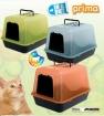 Prima Filteres Cica WC átlátszó színekben