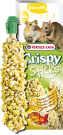 Versele-Laga Crispy Sticks popcorn-méz, 2db