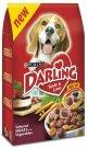 A 2. ZSÁK FÉLÁRON! Darling kutyatáp szárnyas + zöldség, 2x15kg