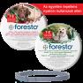 Bayer Foresto nyakörv bolha és kullancs ellen, 8kg-tól (70cm)
