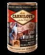 Carnilove Lamb & Wild Boar (Bárány & Vaddisznó) konzerv 12x400g