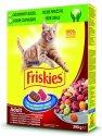 Friskies macskatáp hús + csirke + zöldség, 0,3kg