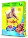 Friskies macskatáp lazac + zöldség, 0,3kg