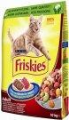 Friskies macskatáp hús + csirke + zöldség, 10kg