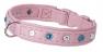 Joy C15/25 rózsaszín nyakörv