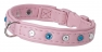 Joy C20/31 rózsaszín nyakörv