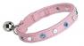 Joy Cat C12/22 rózsaszín macska nyakörv