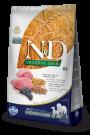N&D Ancestral Grain Lamb & Blueberry Medium & Maxi 12kg