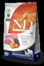 N&D Dog Lamb Bárány Sütőtök Adult Medium / Maxi 12kg