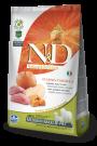 N&D Dog Pumpkin Vaddisznó & Alma Adult Medium / Maxi 12kg