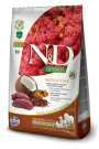 N&D Dog Quinoa Skin & Coat Venison 2,5kg
