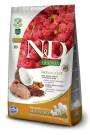 N&D Dog Quinoa Skin & Coat Quail 800g