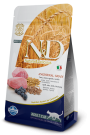 N&D Low Grain Cat Lamb & Blueberry Adult 1,5kg