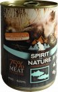 Spirit of Nature Cat konzerv Tonhallal és lazaccal 415g