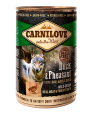 Carnilove Duck (Kacsa) konzerv 400g