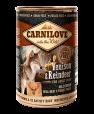 Carnilove Reindeer (Rénszarvas) konzerv 12x400g