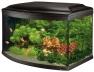 Ferplast Cayman 80 Scenic Black felszerelt akvárium, 150l