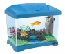 Ferplast Capri Junior gyerekbiztos akvárium, 21l, kék