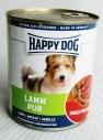 Happy Dog Lamm Pur bárányos konzerv, 800g