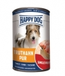 Happy Dog Truthahn Pur pulykás konzerv, 400g