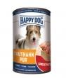 Happy Dog Truthahn Pur pulykás konzerv, 400g