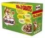 Kitekat alutasakos macskaeledel multipack 12x100g, házias menü