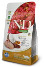 N&D Cat Quinoa Skin & Coat Quail 1,5kg