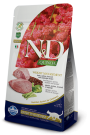 N&D Cat Quinoa Weight Management Lamb 1,5kg