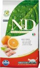 N&D Fish & Orange Adult Cat 0,3kg