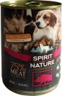 Spirit of Nature Dog konzerv Vaddisznóhússal 415g