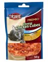 Trixie Premio Cheese Chicken Cubes Light, 50g